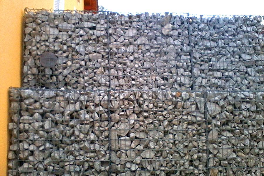 Hangabstützung gabionen zur hangabstützung garten und landschaftsbau schinner