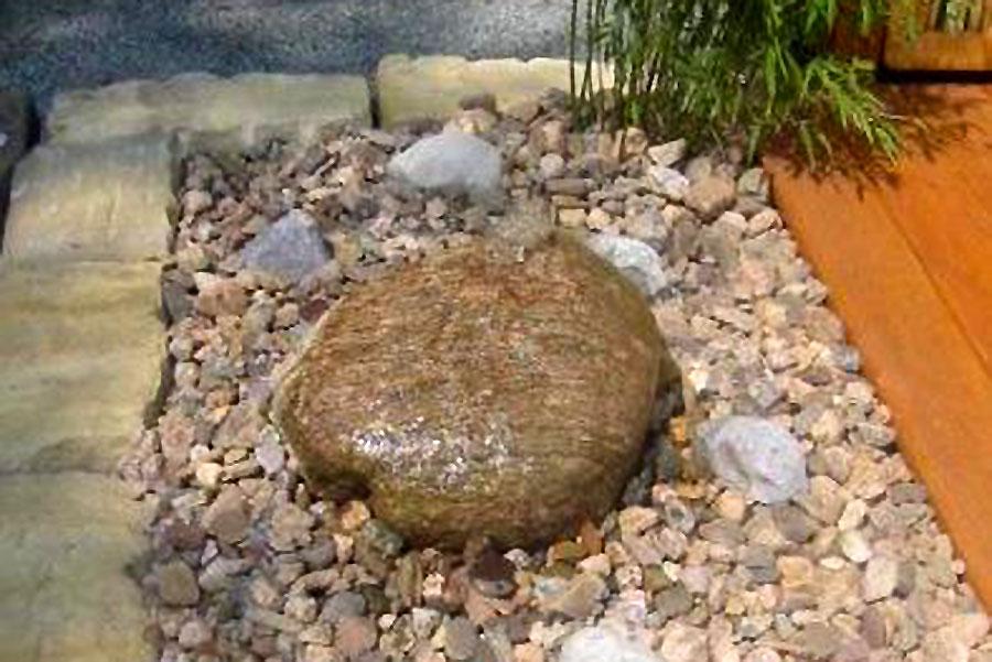Wasserspiel Auf Der Terrasse Garten Und Landschaftsbau Schinner